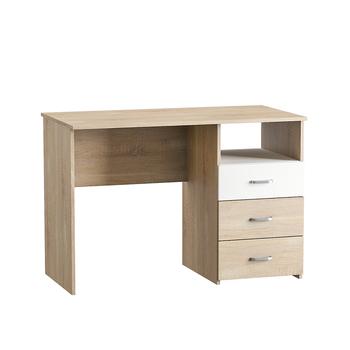 Линда, Стол письменный 12.27, 1100х570, В 752 мм, Моби мебель