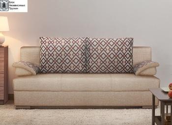 Диван-кровать Лира 1600 мм с блоком независимых пружин, Боровичи мебель