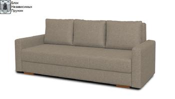 Диван Лира с боковинами 1400 мм с блоком независимых пружин, Боровичи мебель