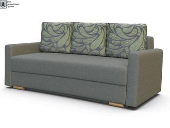 Диван Лира с боковинами 1500 мм с блоком независимых пружин, Боровичи мебель