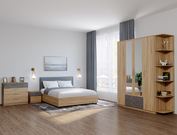 Спальня Лофт, Боровичи мебель