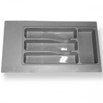 Лоток для столовых приборов в стол 400 мм