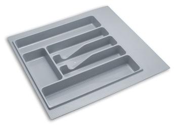 Лоток для столовых приборов в стол 500 мм