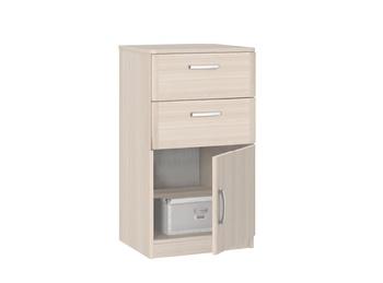 2.04 Лотос, Тумба комбинированная 602х860х385, Боровичи мебель
