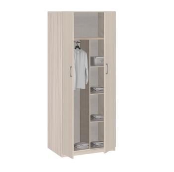5.24 Лотос, Шкаф для одежды 2-х дверный 840х1995х380, Боровичи мебель