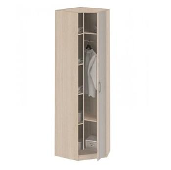 8.05Z Лотос, Шкаф угловой с зеркалом 770х2380х770, Боровичи мебель