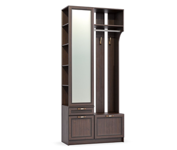 Мадэра, Шкаф комбинированный 10.15, 964х420х2193 мм, Моби мебель