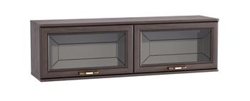 Мадэра, Шкаф навесной 10.65, 1288х320х376 мм, Моби мебель