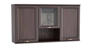Мадэра, Шкаф навесной 10.66, 1288х320х706 мм, Моби мебель