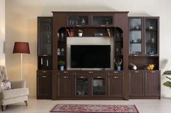 Мадэра, Гостиная 2, 3254 мм, Моби мебель