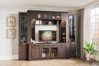 Мадэра, Гостиная 1, 2822 мм, Моби мебель