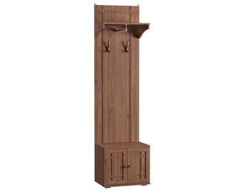 Марко, Шкаф комбинированный 10.09, 560х389, В 2105 мм, Моби мебель