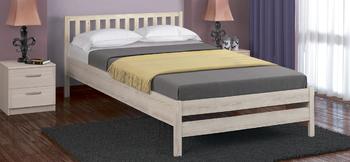 Кровать Массив 1200х2000, Боровичи мебель
