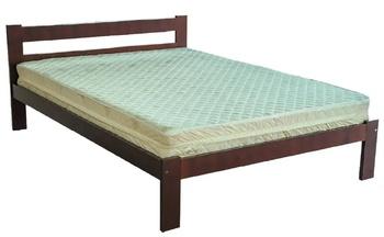 Кровать Мечта Массив 1400мм без матраца, Боринское
