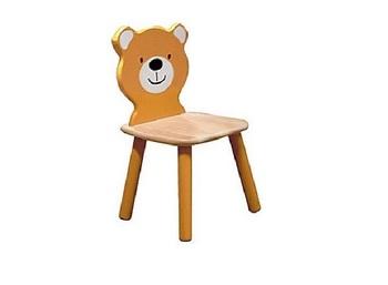 Стул детский Медвежонок, Боровичи мебель