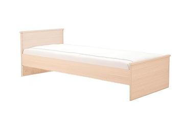Кровать Мелисса 800 с двумя спинками, Боровичи мебель