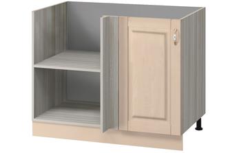 МН-41 левый Стол угловой 1000(950)х600(540)х850, Боровичи мебель