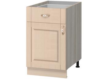 МН-57 Стол с ящиком 400х600(540)х850, Боровичи мебель