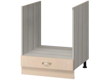 МН-87 Стол под встроенную технику с ящиком 450х600(540)х850, Боровичи мебель