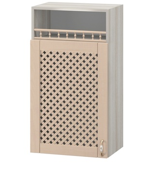 МВ-2 Шкаф с нишей с решеткой 500х320х900, Боровичи мебель