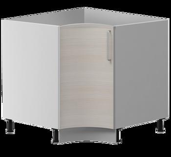 Н-95 Стол угловой вогнутый 850/850(792Х792)х600(540)х890 со столешницей (II категория), Боровичи мебель