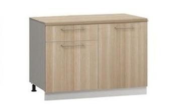 СН-103, Студия, стол с ящиком левый 1000х600х840, Боровичи мебель