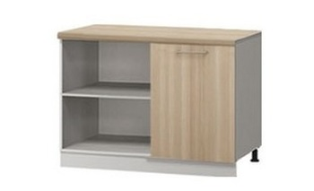 СН-77, Студия, стол угловой левый 1000х600х840, Боровичи мебель