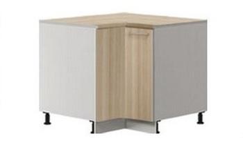 СН-79, Студия, стол угловой правый 885/890х600х840, Боровичи мебель