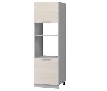 Н-108 Пенал под духовой шкаф и микроволновую печь 600х590х2350 (II категория), Боровичи мебель