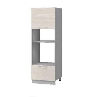 Н-112 Пенал под духовой шкаф и микроволновую печь 600х590х2125 (I категория), Боровичи мебель