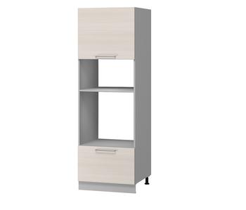 Н-112 Пенал под духовой шкаф и микроволновую печь 600х590х2110 (I категория), Боровичи мебель