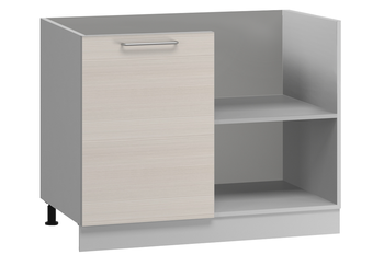 Н-77 правый Стол угловой 1000(950)х600(540)х850 (II категория), Боровичи мебель