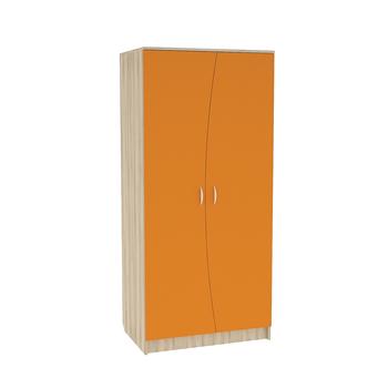 Ника, 401 М Шкаф, 898 х 604, В 1973 мм, Моби мебель
