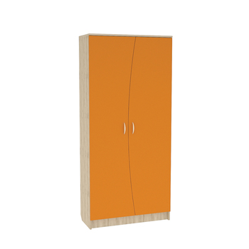 Ника, 403 Шкаф, 898 х 388, В 1973 мм, Моби мебель