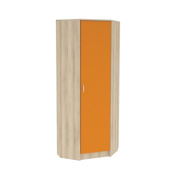 Ника, 404 Шкаф угловой, 702 х 702 (386), В 1973 мм, Моби мебель