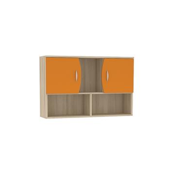 Ника, 416 М Шкаф навесной, 1024 х 278, В 665 мм, Моби мебель