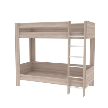 Ника, 438 М Кровать двухъярусная, 2094 х 1000, В 1787 мм, Моби мебель
