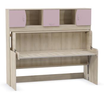 Ника, 428 Т Стол-кровать, 1990 х 1005/ 945, В 1756 мм, Моби мебель