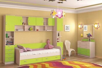 Ника, Комплект 3, Моби мебель