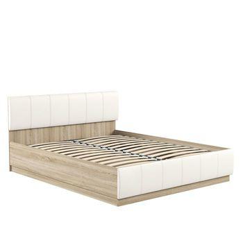 Линда 303, 140 Кровать с подъемным механизмом, 2094 х 1482, В 908 мм, Моби мебель