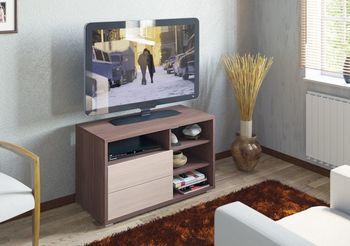 Мишель 2101 Тумба ТВ,  1000 х 470, В 606 мм, Моби мебель