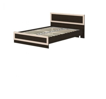 Верона 502 К, 160 Кровать, 2060 х 1724, В 853 мм, Моби мебель