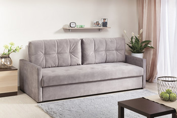 Диван-кровать Норд с боковинами с блоком независимых пружин 1500 мм, Боровичи мебель