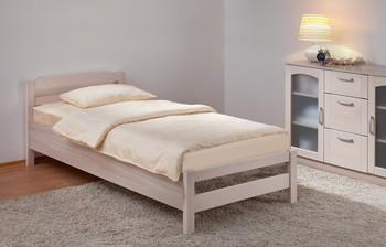 Кровать Новь 900, (без матраса), Боровичи мебель