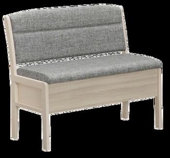 Кухонный диван Этюд облегченный 1000 с ящиком, Боровичи мебель