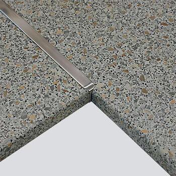 Планка угловая для столешниц 28 мм