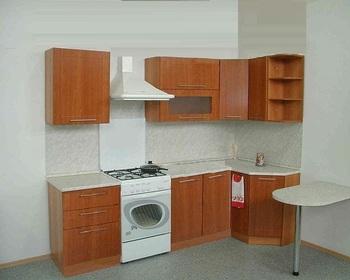 Кухня Трапеза Престиж угловая 1900х1305, 1 категория, Боровичи мебель