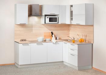 Кухня Трапеза Престиж 1600х1600, 2 категория, Боровичи мебель