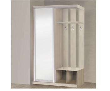 Прихожая-купе 1-дверная, 1220х2200х458, Боровичи мебель