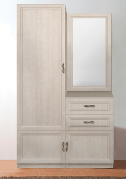 Прихожая Классика 2 (1202х1995х385), Боровичи мебель